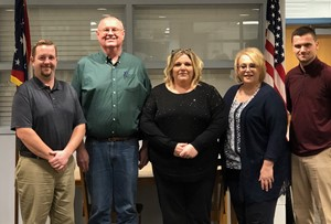 2020 Frontier Local School Board Members